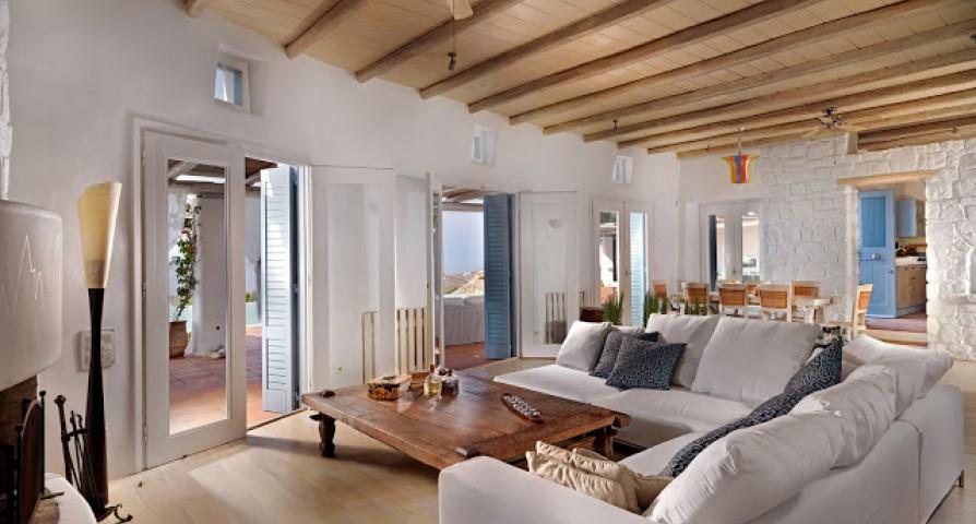Mykonos - Villa Aegean Sundance