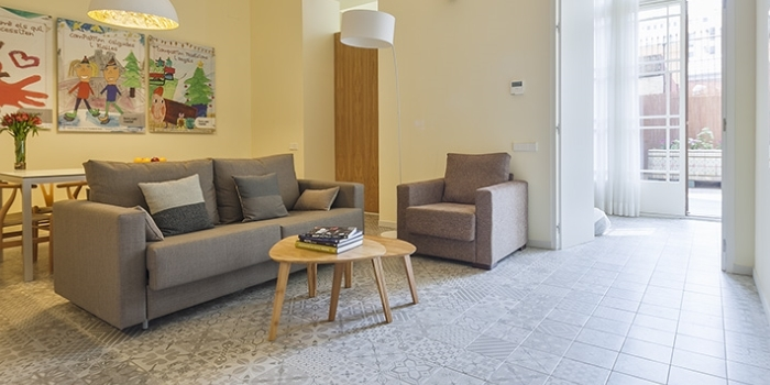 Barcelona Eixample -  Pau Claris Luxury Terrace Apartment 1