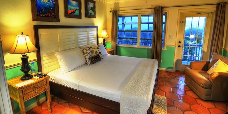 Bahamas - Villa Allamanda King Suite B