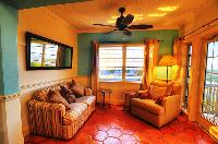 cool sitting area in Bahamas - Villa Allamanda King Suite B luxury apartment