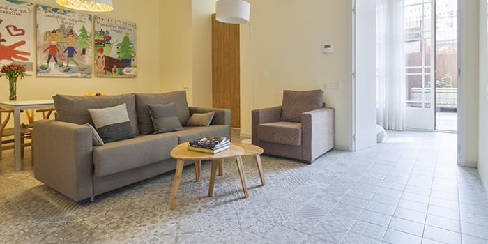 Barcelona Eixample -  Pau Claris Luxury Terrace Apartment 2