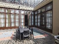 amazing Barcelona Eixample - Pau Claris Luxury Terrace Apartment 2 holiday home and vacation rental