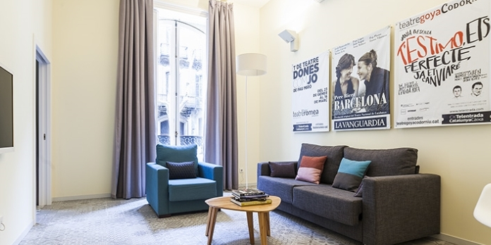 Barcelona Eixample -  Pau Claris Luxury Apartment 1
