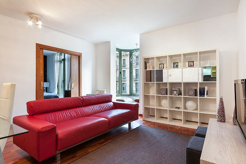 fancy Downtown Barcelona - Ronda Universitat luxury apartment