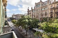 awesome Downtown Barcelona - Rambla Catalunya luxury apartment