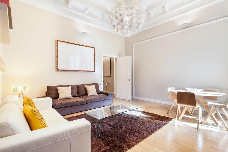 amazing Downtown Barcelona - Rambla Catalunya luxury apartment