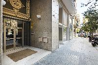 cool neighborhood of Barcelona Eixample - Bruc luxury apartment