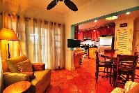 neat interiors of Bahamas - Villa Allamanda Twin Suite luxury apartment