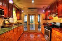 cool kitchen of Bahamas - Villa Allamanda Twin Suite luxury apartment