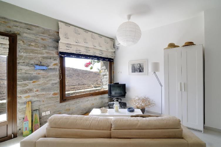 nice Kea Kastellakia Bay Villa Aperon luxury holiday home, vacation rental