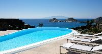 splendid Mykonos Villa Estilo luxury holiday home and vacation rental