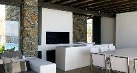 nice Mykonos Villa Estilo luxury holiday home and vacation rental