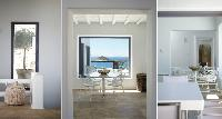 fully furnished Mykonos Villa Estilo luxury holiday home and vacation rental