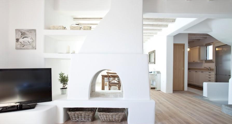 neat Villa Kalafatis View 1 luxury holiday home and vacation rental