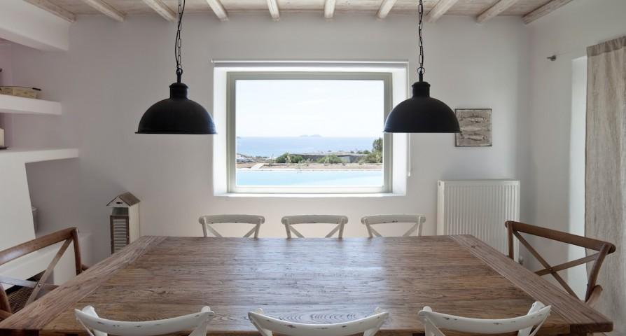 cool Villa Kalafatis View 1 luxury holiday home and vacation rental