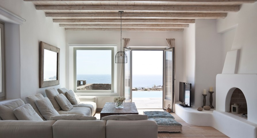 neat Villa Kalafatis View 2 luxury holiday home and vacation rental