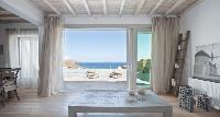 beautiful seafront Villa Kalafatis View 2 luxury holiday home and vacation rental
