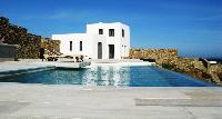 amazing Mykonos Villa Karali luxury holiday home and vacation rental