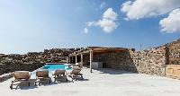 amazing sea view from Mykonos Villa Karali luxury holiday home and vacation rental