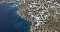 splendid sea front Villa Melia Mykonos luxury holiday home and vacation rental