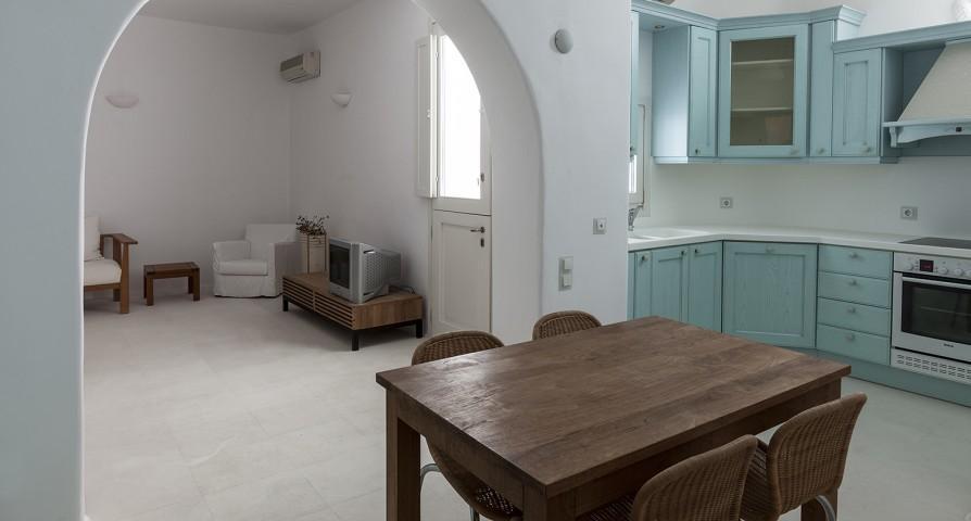 spacious Villa Melia Mykonos luxury holiday home and vacation rental