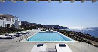 beautiful Villa Mermedia luxury holiday home and vacation rental