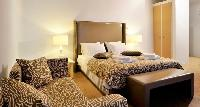 fresh bed sheets in Villa Mermedia luxury holiday home and vacation rental