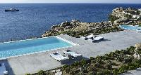 spectacular sea view from Villa Mermedia luxury holiday home and vacation rental
