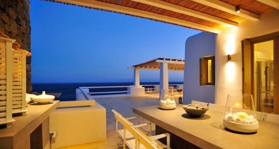 magnificent Villa Mermedia luxury holiday home and vacation rental