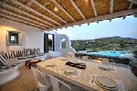 amazing seafront Villa Nefeli luxury holiday home and vacation rental