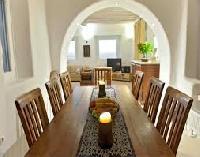 fully furnished Villa Nefeli luxury holiday home and vacation rental