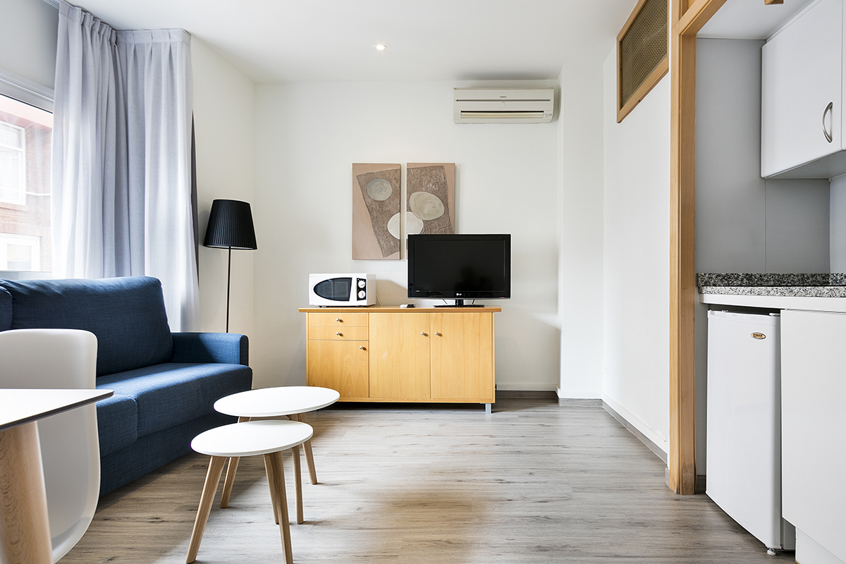 Barcelona Sarrià-Sant Gervasi - Laforja Apartment 1
