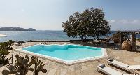 amazing sea view from Villa Neptune 1 luxury holiday home and vacation rental