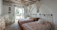clean bed sheets in Villa Neptune 1 luxury holiday home and vacation rental