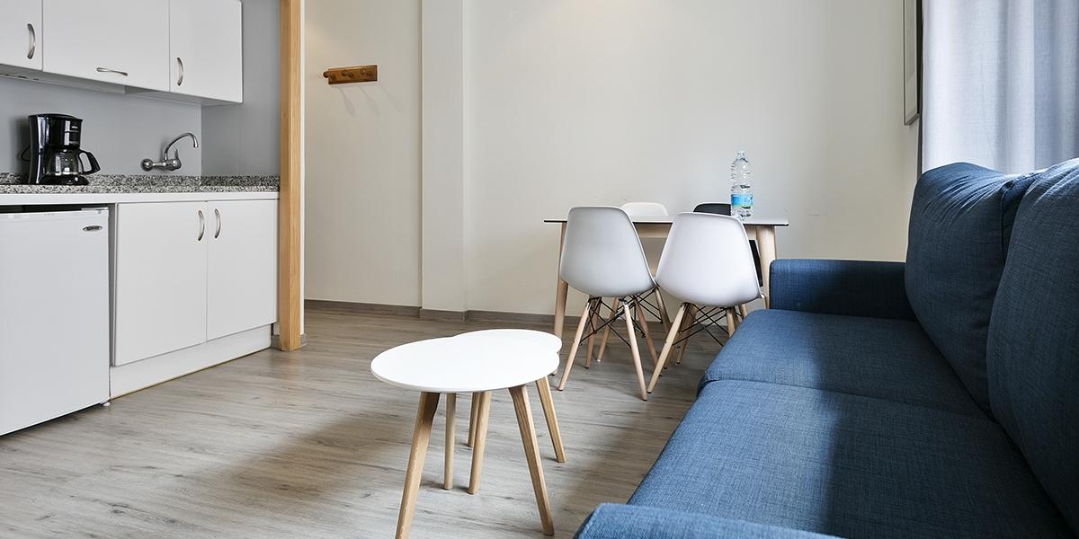 Barcelona Sarrià-Sant Gervasi - Laforja Apartment 3