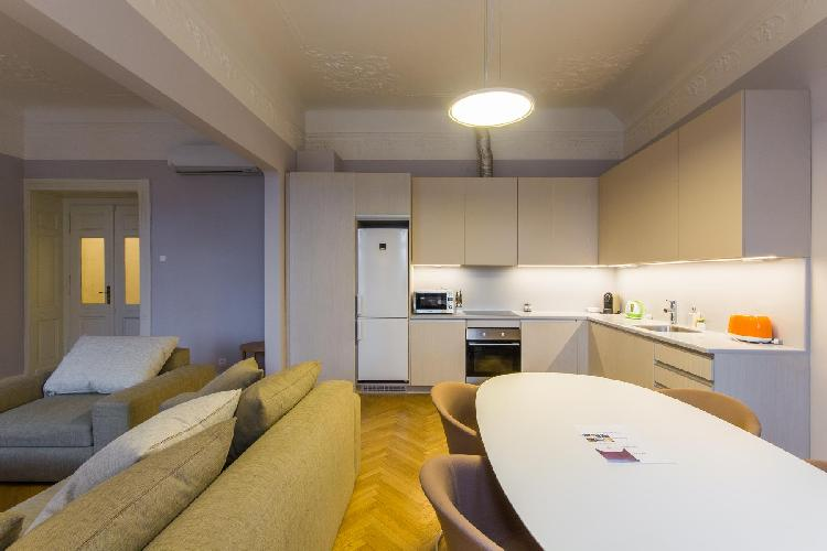spacious Prague - The Muscadelle luxury apartment, holiday home, vacation rental