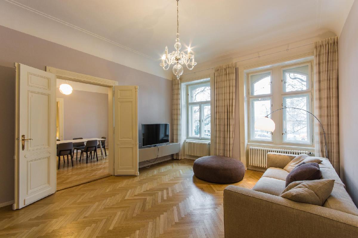 neat Prague - Sauvignon Blanc luxury apartment, holiday home, vacation rental