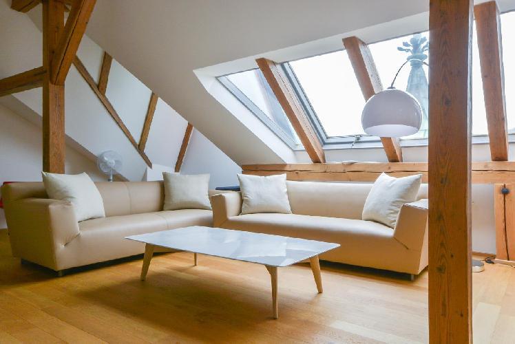 amazing Prague - Penthouse Malbec luxury apartment, holiday home, vacation rental