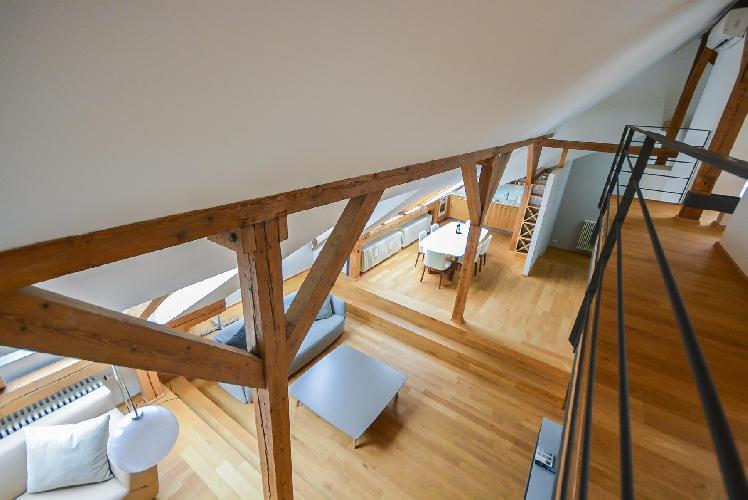 fabulous Prague - Penthouse Malbec luxury apartment, holiday home, vacation rental