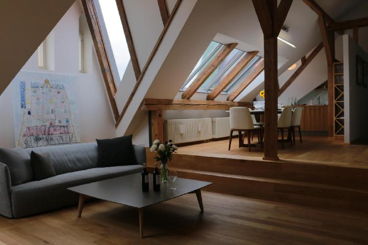 cool Prague - Penthouse Malbec luxury apartment, holiday home, vacation rental