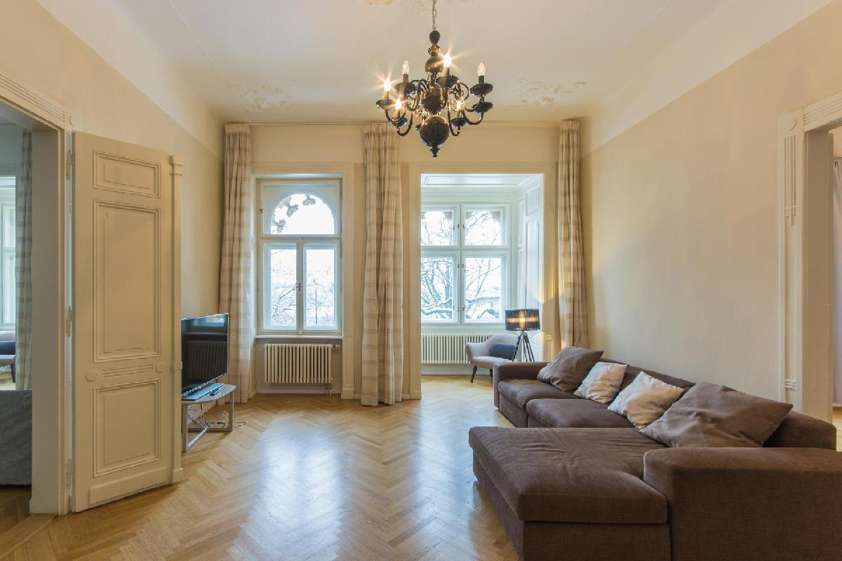 fabulous Prague - The Merlot luxury apartment, holiday home, vacation rental