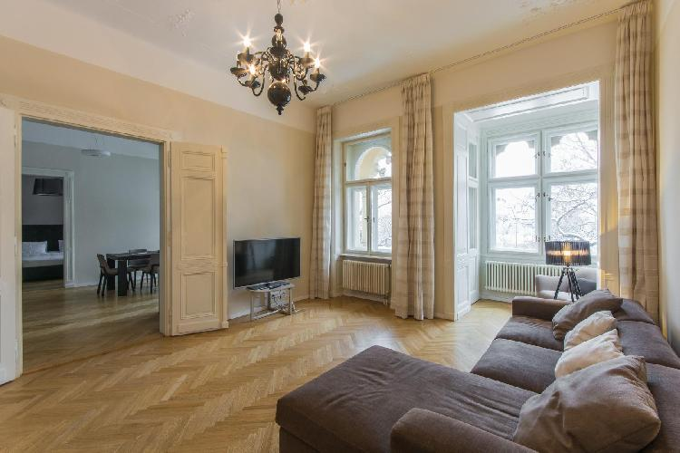 fancy Prague - The Merlot luxury apartment, holiday home, vacation rental