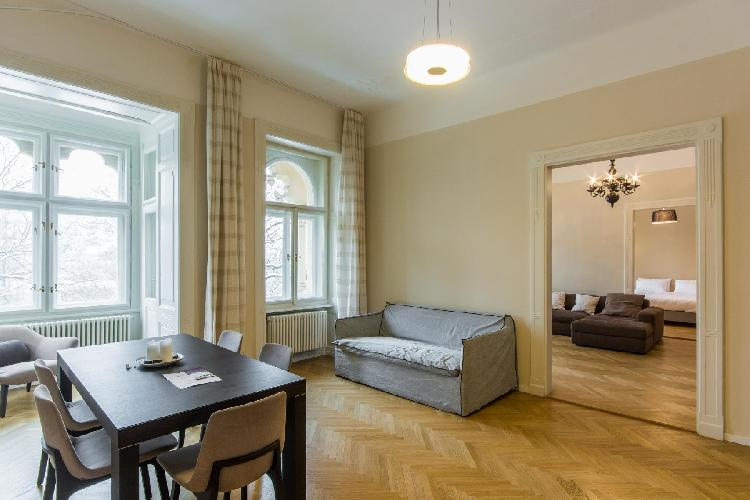 exquisite Prague - The Merlot luxury apartment, holiday home, vacation rental