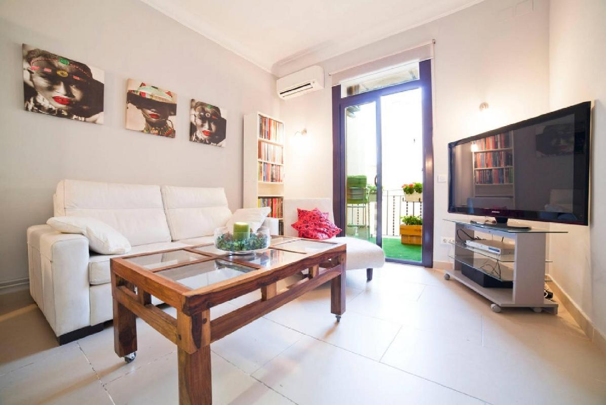awesome Barcelona - Golden Apartment luxury holiday home and vacation rental