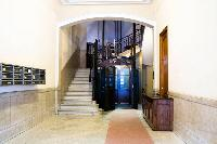 cool building of Barcelona - Golden Apartment luxury holiday home and vacation rental