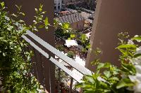 amazing balcony of Barcelona - Golden Apartment luxury holiday home and vacation rental