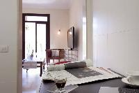 cool access to the balcony of Barcelona - Golden Apartment luxury holiday home and vacation rental