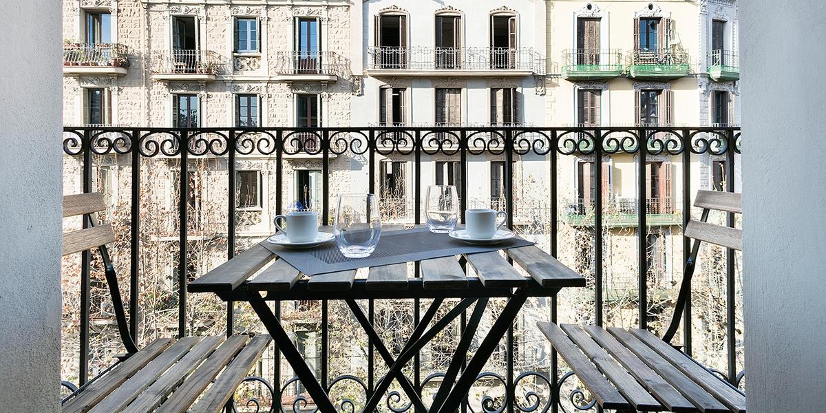 Barcelona Uma Suites - Sagrada Familia Suite 1
