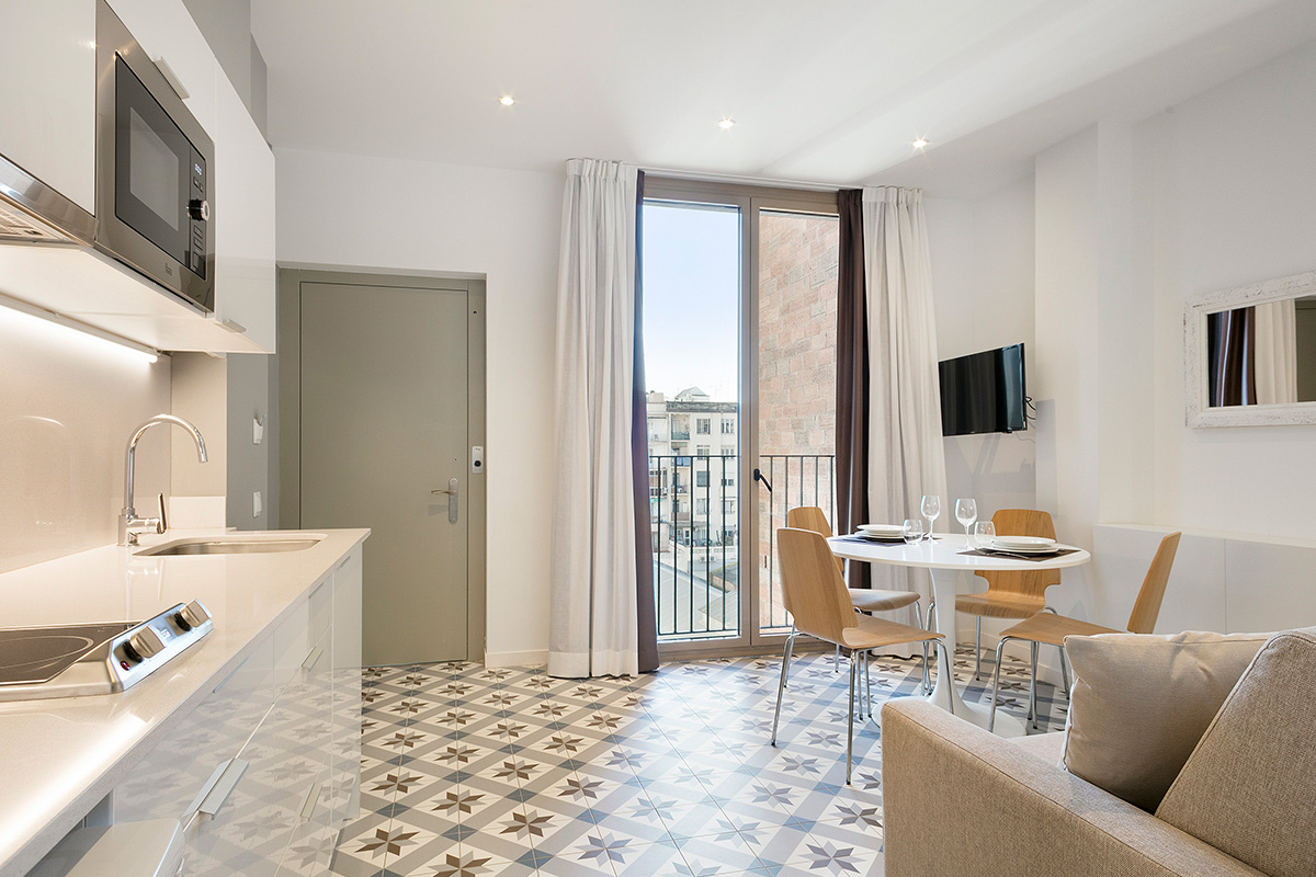nice Barcelona Uma Suites - Sagrada Familia 1 luxury holiday home and vacation rental