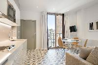 amazing Barcelona - Sagrada Familia Suite 2 luxury apartment and vacation rental with balcony